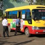 Lộ trình xe buýt tại Gia Lai