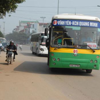 Xe buýt Vĩnh Phúc