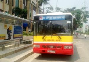 Lộ trình xe bus tuyến 22 tại Hà Nội