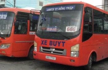 Lộ trình xe bus tuyến 666 Đồng Tháp