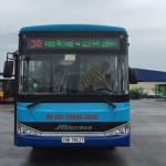 Lộ trình xe bus tuyến 30 tại Hà Nội