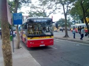 Lộ trình xe bus tuyến 28 Hà Nội