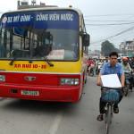 Lộ trình xe bus tuyến 33 tại Hà Nội