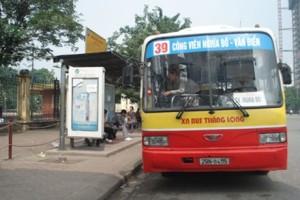 Lộ trình xe bus tuyến 39 Hà Nội
