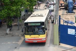 Lộ trình xe bus tuyến 76 tại Hà Nội