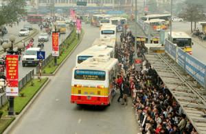 Lộ trình xe bus tuyến 43 Hà Nội