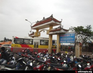 Lộ trình xe bus tuyến 46 tại Hà Nội