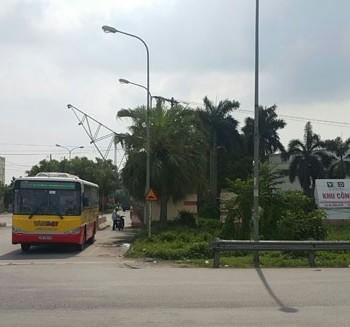 Lộ trình xe bus tuyến 53A Hà Nội
