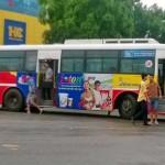 Lộ trình xe bus tuyến 56A tại Hà Nội