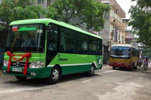 Lộ trình xe bus tuyến 105 tại Hà Nội