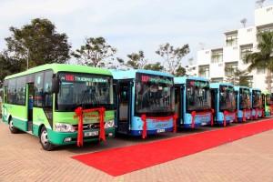 Lộ trình xe bus tuyến 106 tại Hà Nội