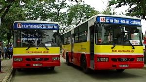 Lộ trình xe bus tuyến 88 tại Hà Nội