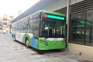 Lộ trình xe bus tuyến 99 tại Hà Nội