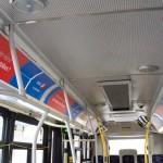 quảng cáo banner trên xe bus