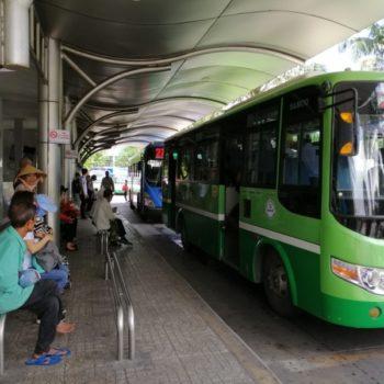 Chính thức ngừng khai thác 3 tuyến xe buýt tại TPHCM